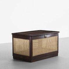 Linen chest from Chandigarh, India, c.1955, Literature: Le Corbusier Pierre Jeanneret: The Indian Adventure, Design-Art-Architecture, Touchaleaume and Moreau, p596