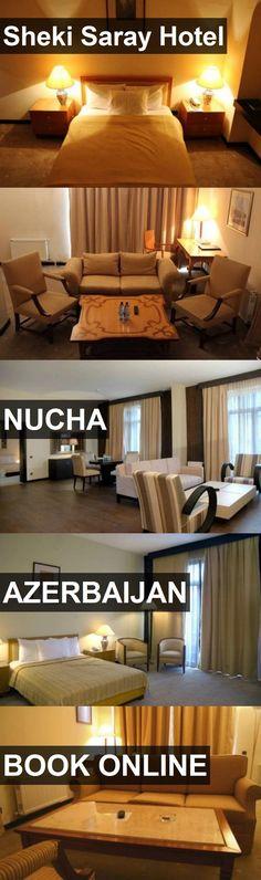 Hotel Sheki Saray Hotel in Nucha, Azerbaijan. For more information, photos, reviews and best prices please follow the link. #Azerbaijan #Nucha #ShekiSarayHotel #hotel #travel #vacation