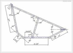 How To Build A Chopper Frame