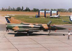 Chilean Air Force Dassault (SABCA) Mirage 50