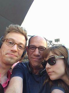 NCIS Los Angeles- Barrett Foa, Miguel Ferrer, Renee Felice Smith ♥