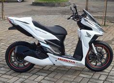 Modifikasi Honda Vario 150 Touring Sederhana