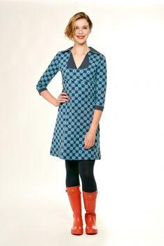 Dress Mimi Blue