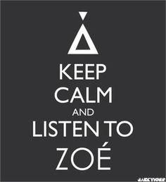 Manten la calma