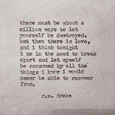 r.m. drake