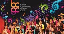 Belfast Community Gospel Choir Grand Opera House