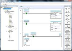 Ladder Logic running on an Arduino UNO · Contact and Coil Servo Arduino, Arduino Cnc, Diy Electronics, Electronics Projects, Logic Programming, Programming Languages, Ladder Logic, Home Automation Project, Cnc Controller