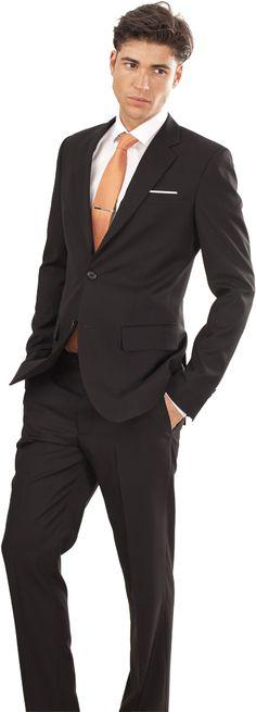 Black suit by www.blackpier.com