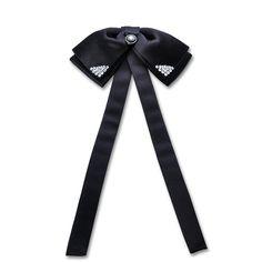 Butterfly Crystal Bow Tie  #crystal, #Swarovski, #bowtie http://www.playbling.com/en/crystal-wedding-accessories/butterfly-crystal-bow-tie-2.html