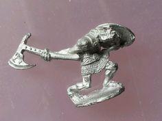 Orc or hobgoblin cs collectors metal ral partha pre-slotta vintage figure#7 | eBay