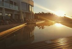Enigma - Nature and Water Hotel São Teotónio, Odemira Swimming Pools, Sunrise, Celestial, Water, Outdoor, Instagram, Swiming Pool, Gripe Water, Outdoors