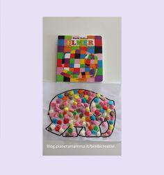 Eyfs, Art Plastique, Book Crafts, Book Activities, Teaching, Colors, Alphabet, Elmer The Elephants, Short Stories