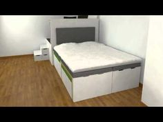 Such a great idea for tiny spaces▶ Matroshka Furniture - Swedish multifunctional furniture - YouTube