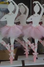 Resultado de imagem para centro de mesa bailarina em eva