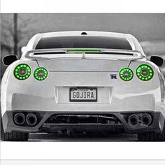 Sexy Nissan GT-R