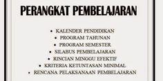 Perangkat Pembelajaran SMA Kurikulum 2013 | Didno76.com