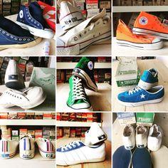 Blog再開 | American Vintage Converse Chuck Taylor High, Converse High, High Top Sneakers, Converse Vintage, Chuck Taylors High Top, Streetwear Fashion, High Tops, Street Wear, Mens Fashion