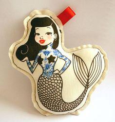 love this mermaid ♥