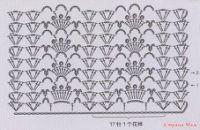 Tina's handicraft : 8 patterns for crochet stitch Crochet Stitches, Knit Crochet, Stitch Patterns, Crochet Patterns, Crochet Tutorials, Free Pattern, Pattern Design, Hobbies And Crafts, Handicraft