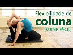 5 Exercícios para melhorar a flexibilidade - Parte I - YouTube