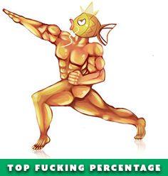 Magikarp Top IV Percentage