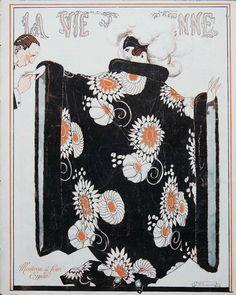René Vincent (1879 – 1936). La Vie Parisienne, 14 Janvier 1922. [Pinned 21-xii-2020]