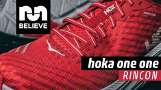 A new trainer from Hoka One One: the Rincon. A faster, lighter, cushioned cousin of the Clifton. This trainer is an all-around crowd pleaser. Here are my tho. Running Race, Running Gear, Running Shoes, New Trainers, The One, Believe, Runing Shoes, New Sneakers, Running Apparel