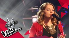 Pleun Bierbooms – Million Years Ago (The Blind Auditions | The voice of Holland 2016) - YouTube