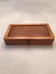 A personal favorite from my Etsy shop https://www.etsy.com/listing/258685852/men-valet-jewelry-box