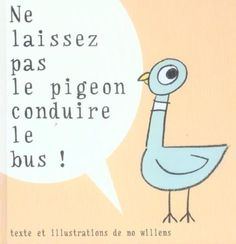 "This is ""ne laissez pas le pigeon conduire le bus ! de Mo Willems"" by Le Borgne on Vimeo, the home for high quality videos and the people who love them. Mo Willems, Persuasive Writing, Essay Writing, Le Pigeon, Assignment Writing Service, Kindergarten Books, Kids Library, French Classroom, Thing 1"