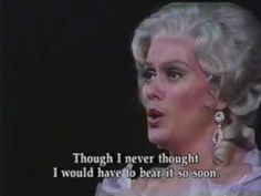 #besttrioever Der Rosenkavalier - Act III - Final Trio - MET 1982. Dame Kiri Te Kanawa, Tatiana Troyanos and Judy Blegen.