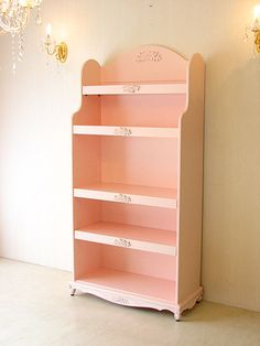 Imported furniture ■ order furniture ■ Princess furniture ■ Bookshelf ■ rose sculpture ■ Barbie pink