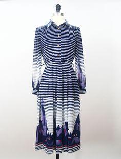 Before Midnight Castle Japanese Vintage Dress https://www.etsy.com/listing/160879001/japanese-vintage-dress-70s-dress-before?ref=shop_home_active #vtg #vintage #fashion #dress #vintagefashion #vintagedress