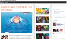 """""""Ponyo""""  Disponível para download aqui: https://asiamundi.wordpress.com/2015/02/13/desafio-dos-100-filmes-10-um-filme-infantil-ponyo/"""