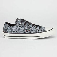 Converse Chuck Taylor All Star Skull Women s Shoes Converse Chuck Taylor  All Star 0afc27aeb9bf