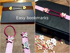 lightly enchanted: Easy Bookmarks
