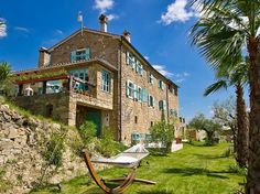 Sancta Maria Calls You to Motovun - bojan-sirola-my-istria Croatia, Scenery, Villa, Windows, Times, Mansions, Luxury, House Styles, Landscape
