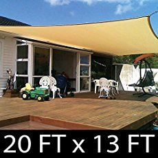 Planning For A DIY Sun Sail Shade For Your Porch Or Patio? Weu0027ve