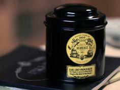 Thé - Mariage Frères. Paris.  I love,love, love this tea with honey.