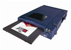 ZIP Drive-this is the bridge between floppy disks and CD's for computer storage. More durable than the diskette, and it contained a lot more information, but not as much as the CD