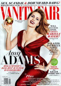 Amy Adams -  Vanity Fair, jan 2014