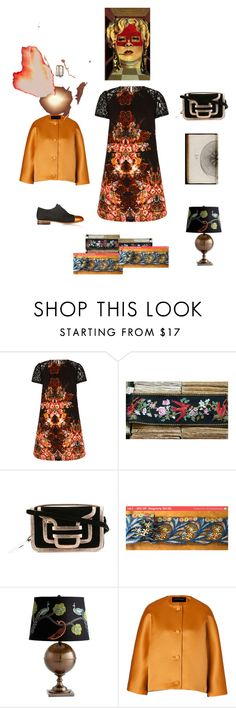 """""""still fire in the blood"""" by palmgrass99 ❤ liked on Polyvore featuring Pierre Hardy, Jonathan Saunders, Dieppa Restrepo, Gareth Pugh and Salvador Dali"""