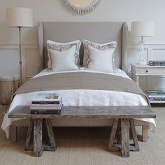 AMELIE QUEEN BED | BungalowClassic