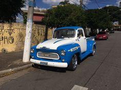 Chevrolet Brasil 1962.