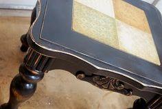 End Table Refurbished