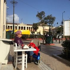 https://flic.kr/p/r2ibqA   Gyros for lunch. In a warm winter day. In #athens #upsticksngo #travel