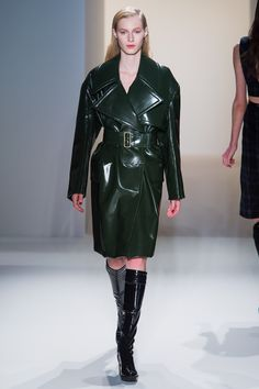 Calvin Klein Collection Fall 2013 Ready-to-Wear Fashion Show - Julia Nobis