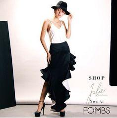 Ralph Mermaid Skirt is up now on @fombstore xx #Jolie #JolieClothing #JolieIndonesia #JolieJakarta #ootd #Fashion #onlineshop #clothingline