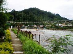 Bukit Lawang, Sumatra, Indonesia.