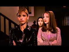 Fan video Buffy season 8 opening.... I wish we could all go back in time and petition them to keep making Buffy. There can never be a true happy ending. Because an ending will never be happy